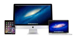 Keep it simple: Apple devices