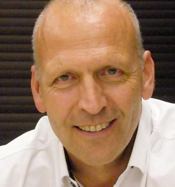 AHS-Dozent Burkhard Engels